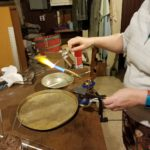 Lampworking: First Contact
